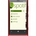 Spotify für Windows Phone 8 erschienen