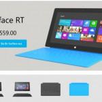 Microsoft Surface RT Tablet ab heute offiziell erhältlich