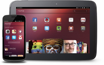 Ubuntu for Smartphones and Tablets