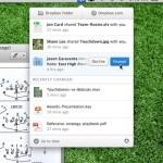 Dropbox 2.0 veröffentlicht: Neues Menü jetzt für alle