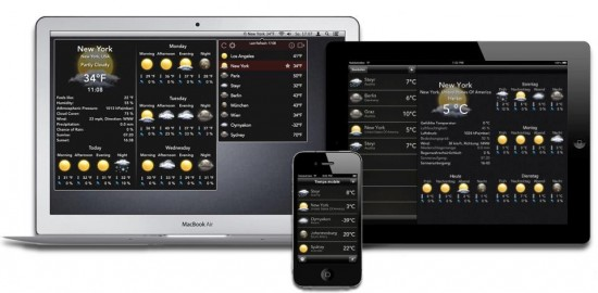 Temps for Mac and iOS
