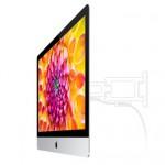 Apple bringt iMac mit integrierter VESA Halterung