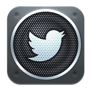 Twitter Music App Logo