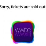 Apple WWDC 2013: Tickets nach 2 Minuten ausverkauft