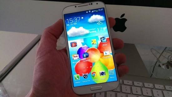 Samsung Galaxy S4 JCF