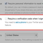 Twitter rollt 2 Stufen-Authentifizierung für Anmeldung aus