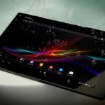 Sony Xperia Z Tablet ab Ende Mai bei uns erhältlich