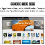 50 Milliarden App Downloads: Apple verschenkt 10 000$
