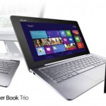 Asus Transformer Book Trio: Android & Windows 8 in einem
