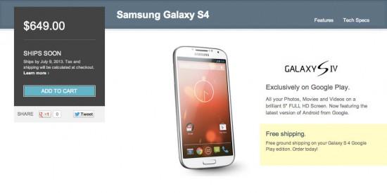 Galaxy-S4-GoogleEdition-PlayStore