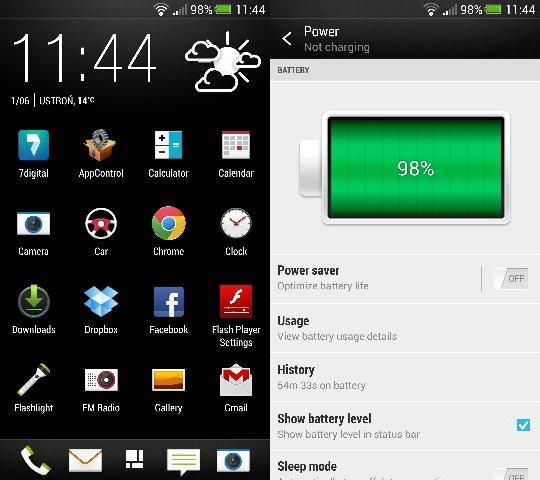 HTC Sense 5.1
