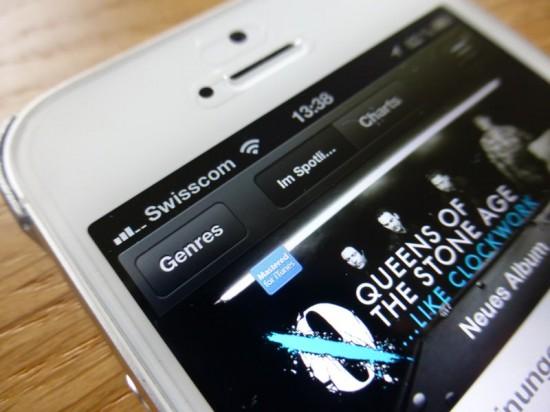 iTunes Music App