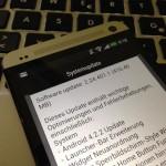 HTC One: Android 4.2.2 Update rollt ab heute in DACH aus