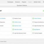 Apples Entwicklerportal ist langsam wieder erreichbar