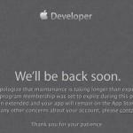 Apple Entwicklerseite gehackt – Wird neu aufgebaut