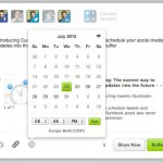 Social Media Updates planen: Buffer führt Custom Scheduling ein