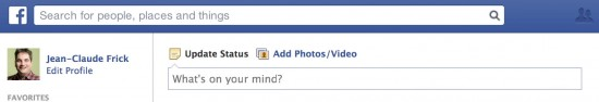 Facebook Graph Search-Bar