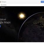 Neue Google Maps nun für alle offen