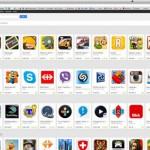 Neues Google Play Store Design: Weniger Funktionen dafür übersichtlicher