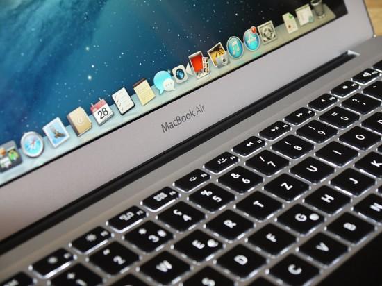 MacBook Air 2013 Keyboard