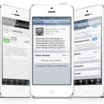 WhatsApp Update bringt Chat Backup in iCloud