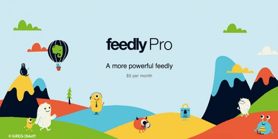 Feedly Pro Account