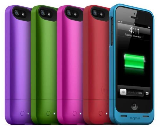 Mophie Juice Pack Helium Colors