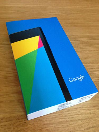 Nexus 7 (2013) Box