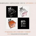 Samsung Galaxy Note 3 wird am 4. September vorgestellt