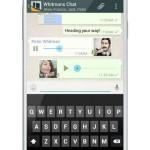 WhatsApp bekommt heute Push-To-Talk