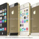 Das goldene iPhone 5S: So könnte es aussehen