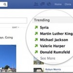 Facebook testet Trending Topics Funktion