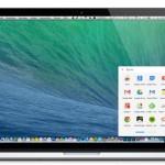 Google Chrome App-Übersicht nun auch für den Mac