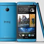 HTC One und One Mini in Blau vorgestellt
