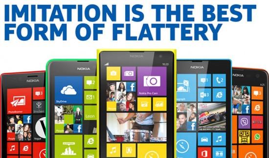 Nokia Color Lumias