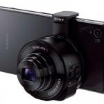 IFA 2013: Sony stellt SmartShot DSC-QX10 und DSC-QX100 vor