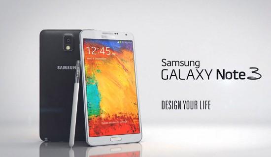 Samsung Galaxy Note 3 Teaser
