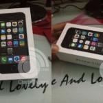 iPhone 5S: Verpackung könnte Fingerabruckscanner zeigen