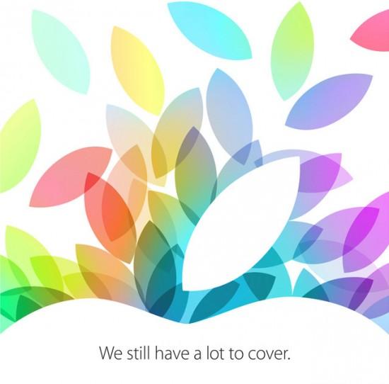 Apple iPad Event Einladung
