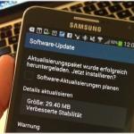Samsung Galaxy Note 3: Update verändert Regional Lock