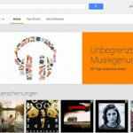 Google Play Music mit All Access startet in der Schweiz
