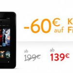 Kindle Fire HD bei Amazon gerade 60€ günstiger
