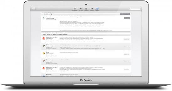Apple SMC Firmware Update MacBook