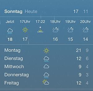 iOS-Wetter-App-Winterzeit