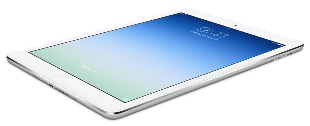 Apple stellt iPad Air vor – Erhältlich ab 1. November » iFrick.ch