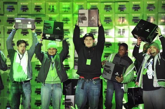 Xbox One Verkaufsstart