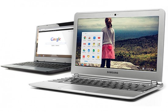 Chromebooks in Switzerland