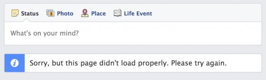 Facebook-Page-Issues