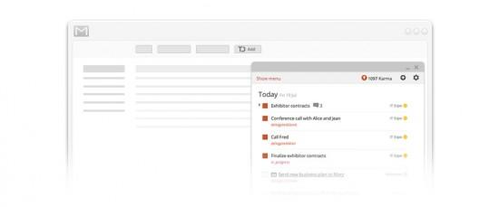 Gmail-Todoist