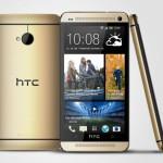 HTC One Gold für Deutschland die Schweiz und Österreich